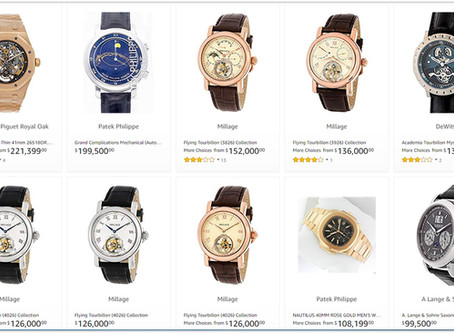 10 best gold watches for men