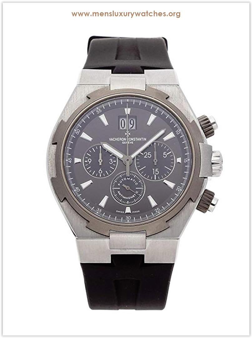 Vacheron Constantin Overseas Mechanical GreyCharcoal Dial Men's Watch Price