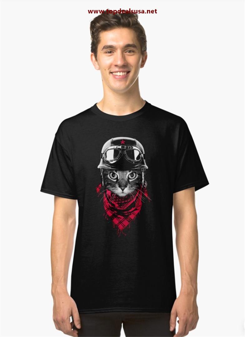 Adventurer Cat Classic T-Shirt best buy