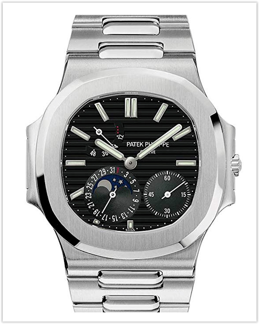 Patek Philippe Nautilus 37121A Stainless Steel Men's watch best price