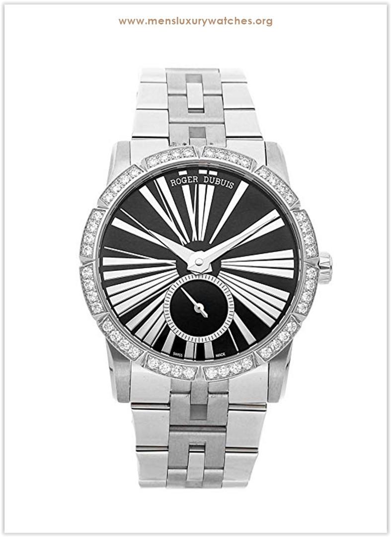 Roger Dubuis Excalibur Mechanical (Automatic) Black Dial Men's Watch Price