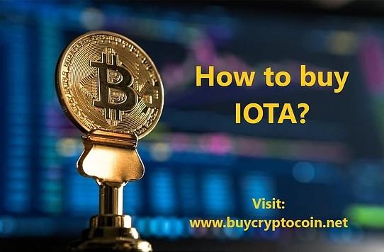 How to buy IOTA