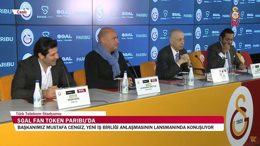 Galatasaray Token (Kripto Para) CHZ Nasıl Satın Alınır?