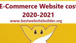 eCommerce Website cost 2020