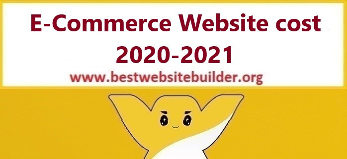 E-Commerce Website cost 2020
