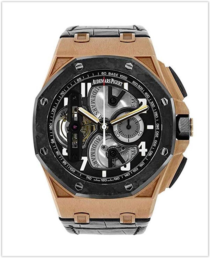 Audemars Piguet Royal Oak Offshore Mechanical-Hand-Wind Men's Watch best price
