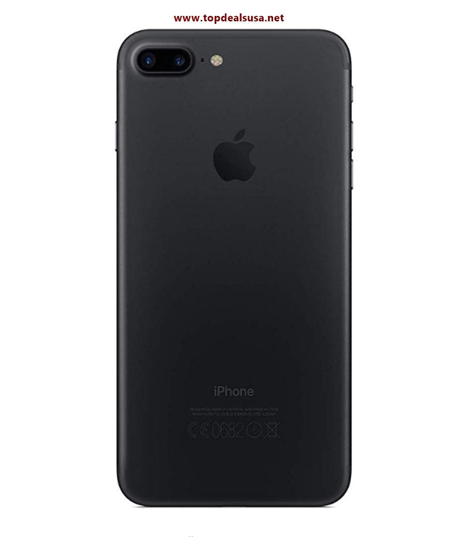 Simple Mobile Prepaid - Apple iPhone 7 Plus (32GB) - Black best buy