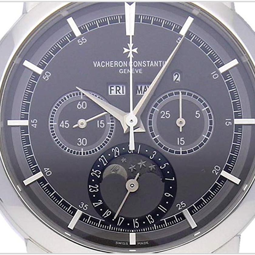 Vacheron Constantin Patrimony Traditionnelle Mechanical Grey Dial Men's Watch