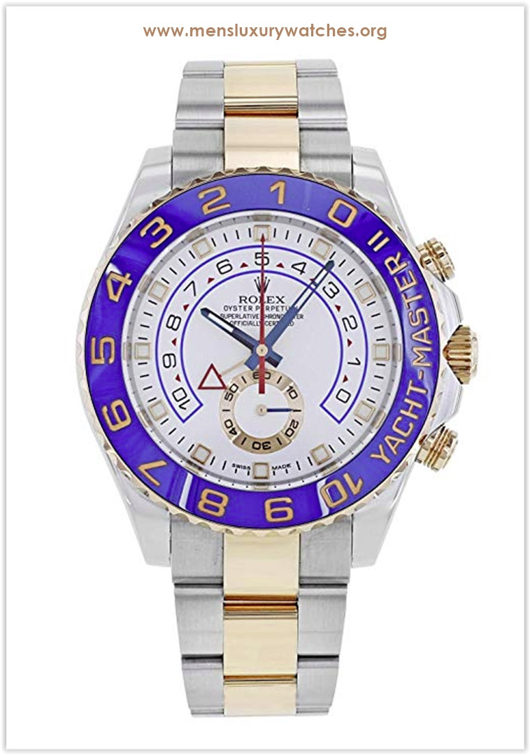 Rolex Yacht-Master II Steel & 18K Pink Gold Automatic Men's Watch Price