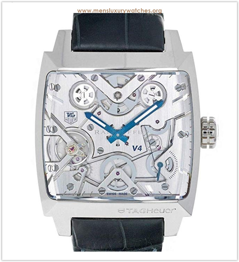 Tag Heuer Monaco Automatic-self-Wind Male Watch Price