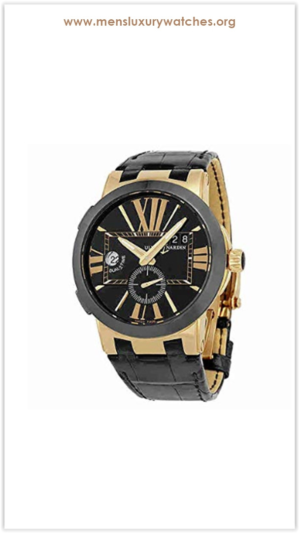 Ulysse Nardin Executive Dual Time Men's Watch the best price