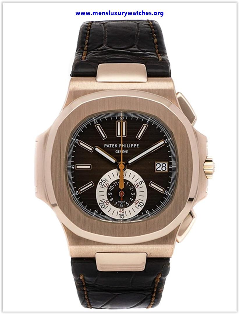 Best buy Patek Philippe - Nautilus Men's Rose Gold Watch