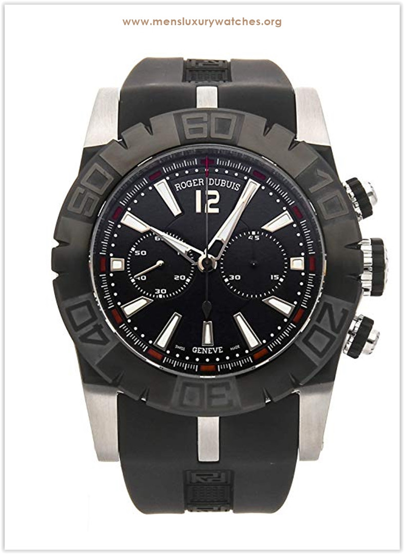 Roger Dubuis Easy Diver Mechanical (Automatic) Silver Dial Men's Watch Price