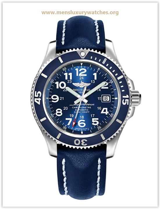 Breitling Superocean II 42 Men's Watch A17365D1C915-113 Price May 2019