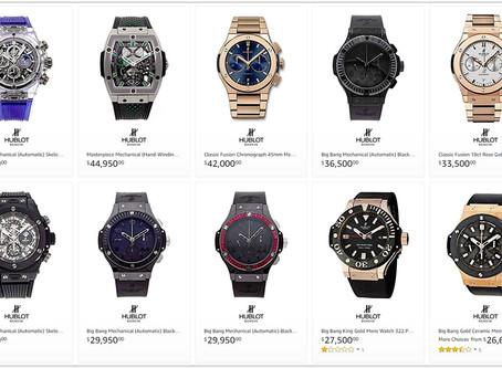 Best Hublot luxury watches for men