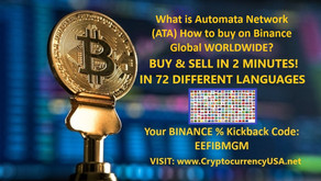 What is Automata Network (ATA)? How to Buy? How to stake on Binance?