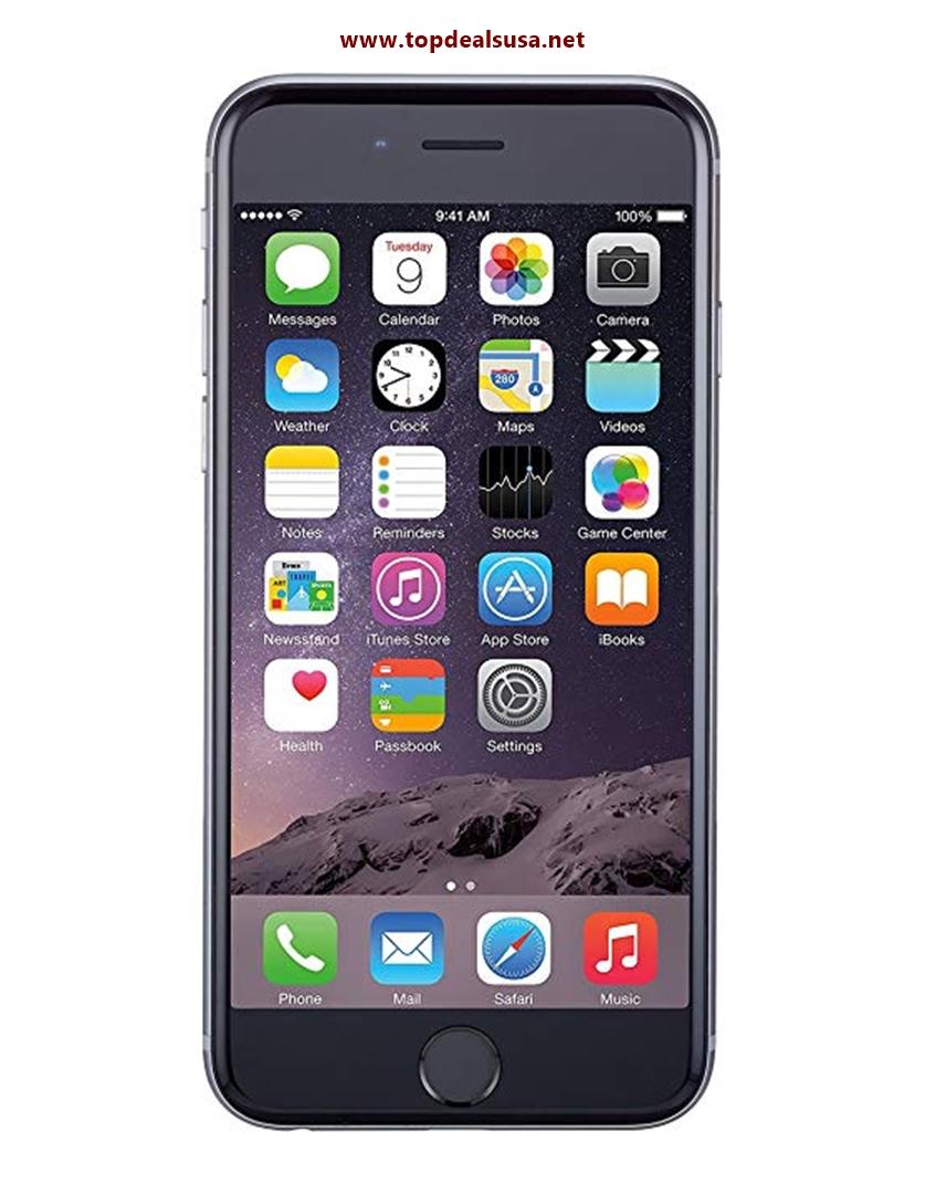 Apple iPhone 6, GSM Unlocked, 64GB