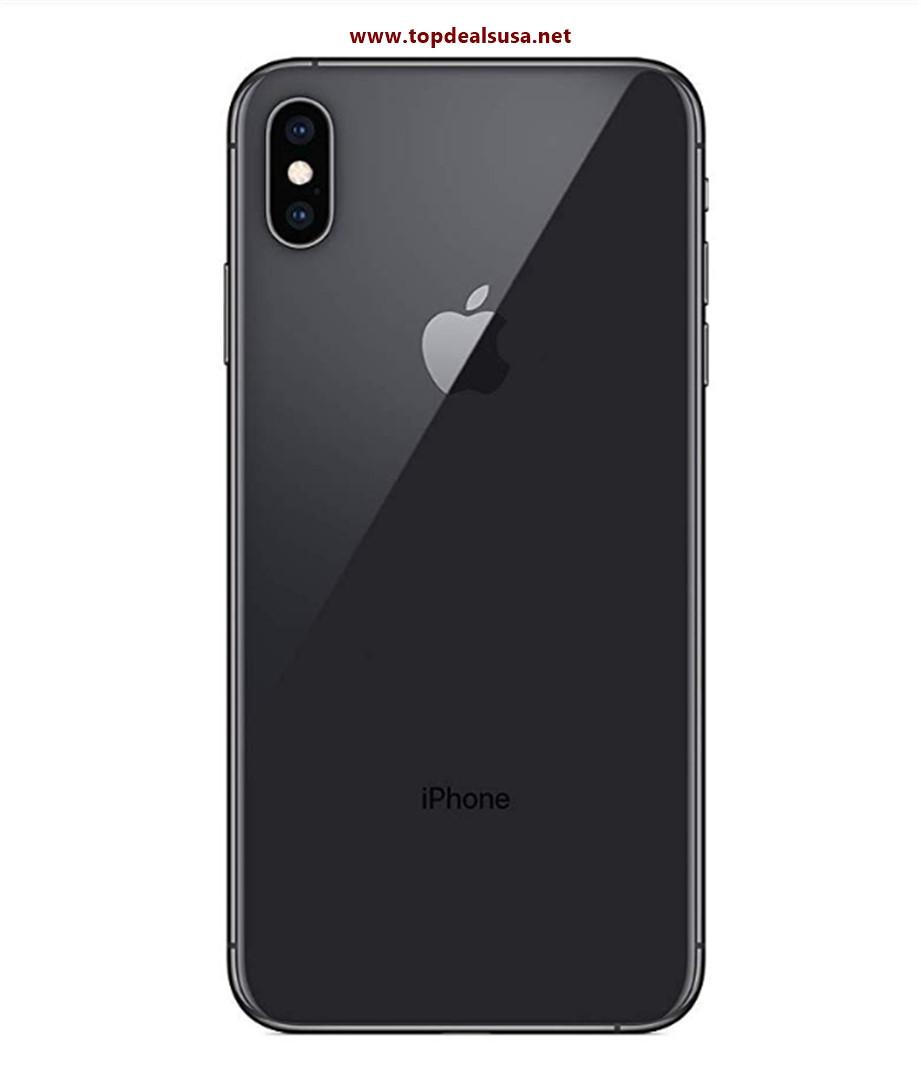 Simple Mobile Prepaid - Apple iPhone XS Max (64GB) - Space Gray best buy