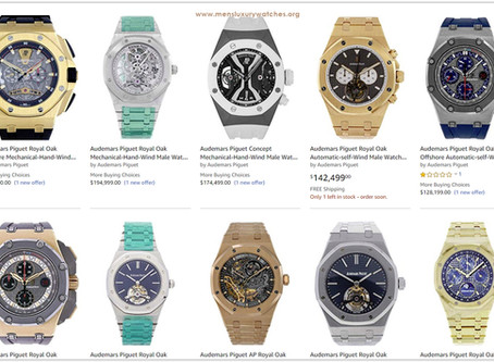 The best Audemars Piguet Men's Watches you can buy for under $20.000