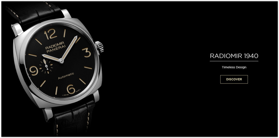 The Panerai Online Watch Store