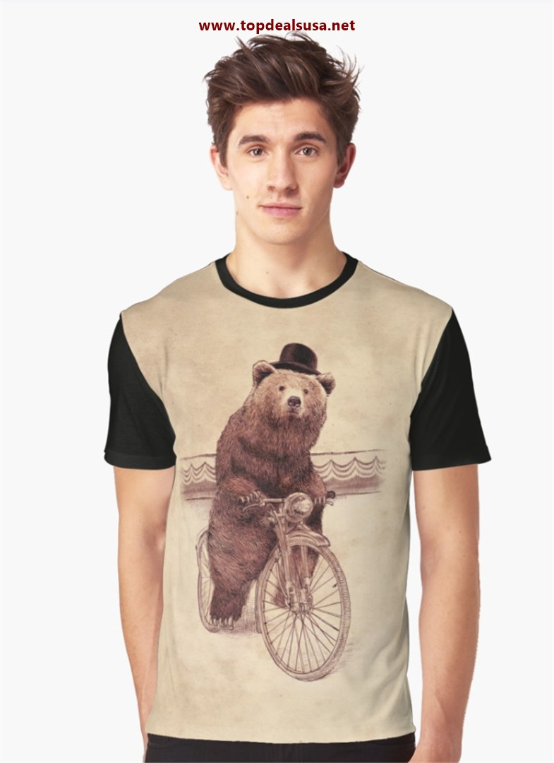 Barnabus Graphic T-Shirt best buy