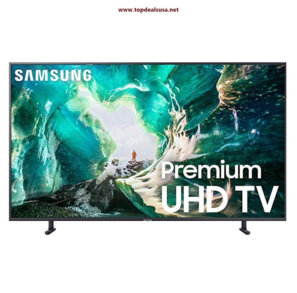 Samsung UN65RU8000 65 RU8000 LED Smart 4K UHD TV best buy
