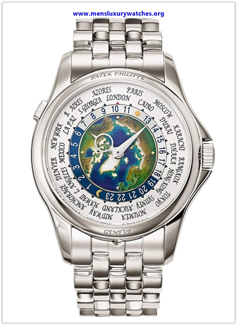 Best buy Patek Philippe World Time Men's Watch Model 51311P-001