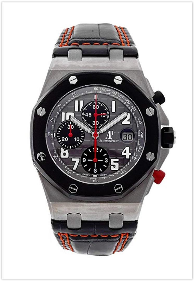 Audemars Piguet Royal Oak Offshore Mechanical (Automatic) Grey Dial Men's Watch Price