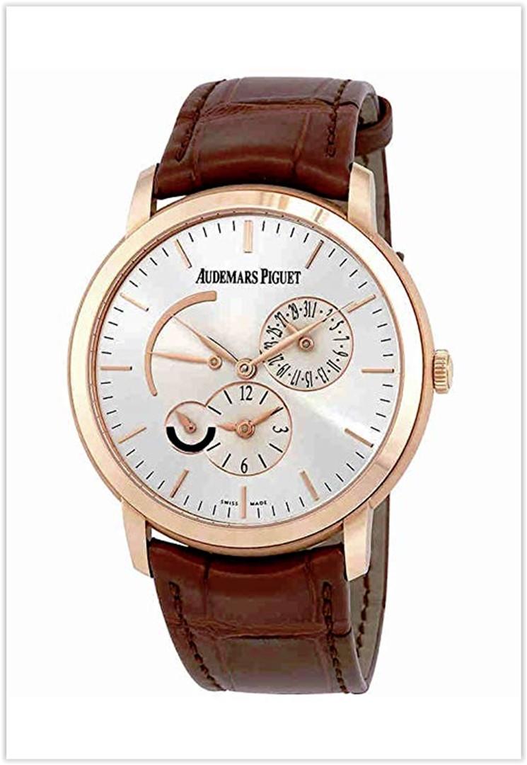 Audemars Piguet Jules Audemars Dual Time Automatic Men's Watch Price