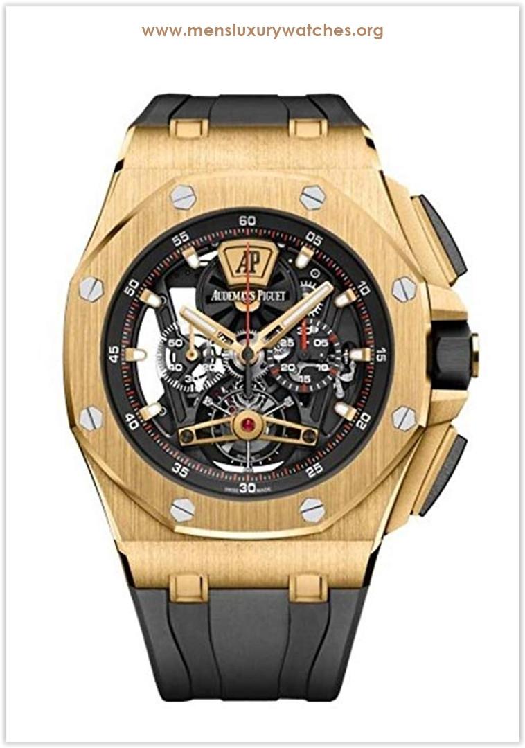 Audemars Piguet Royal Oak Offshore Mechanical-Hand-Wind Male Watch Price