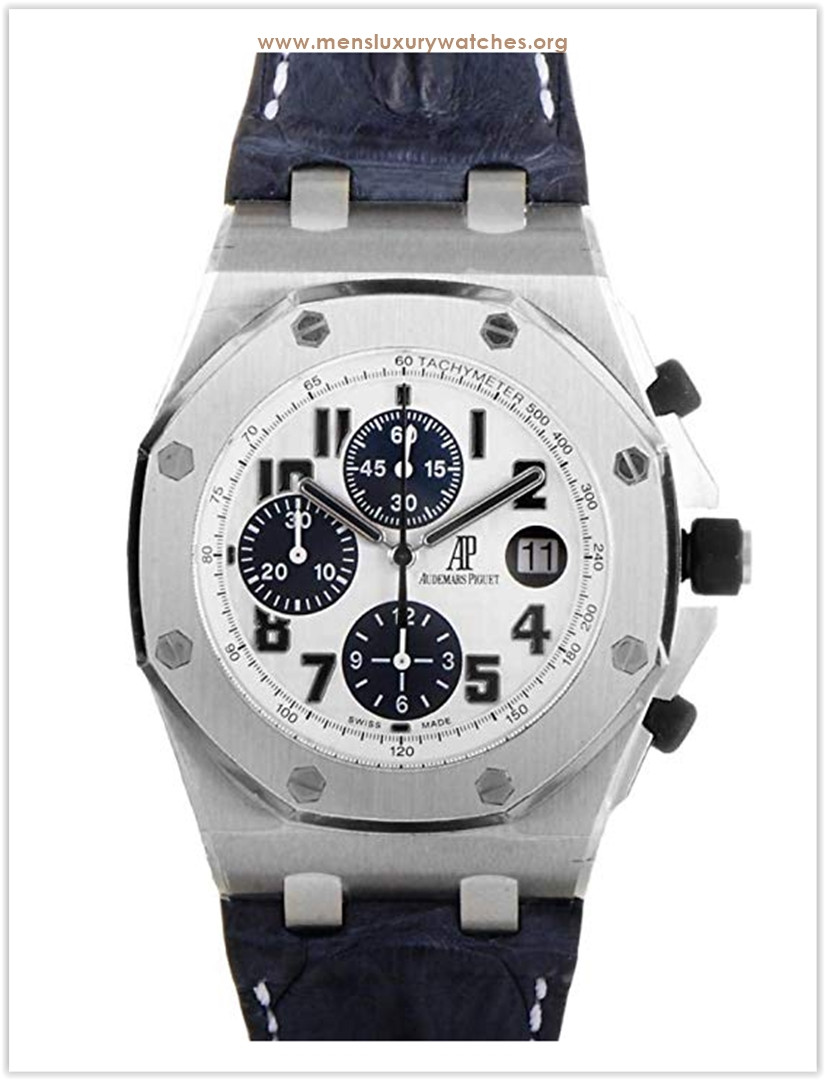 Audemars Piguet Royal Oak Offshore Navy Chronograph Men's Watch the best price