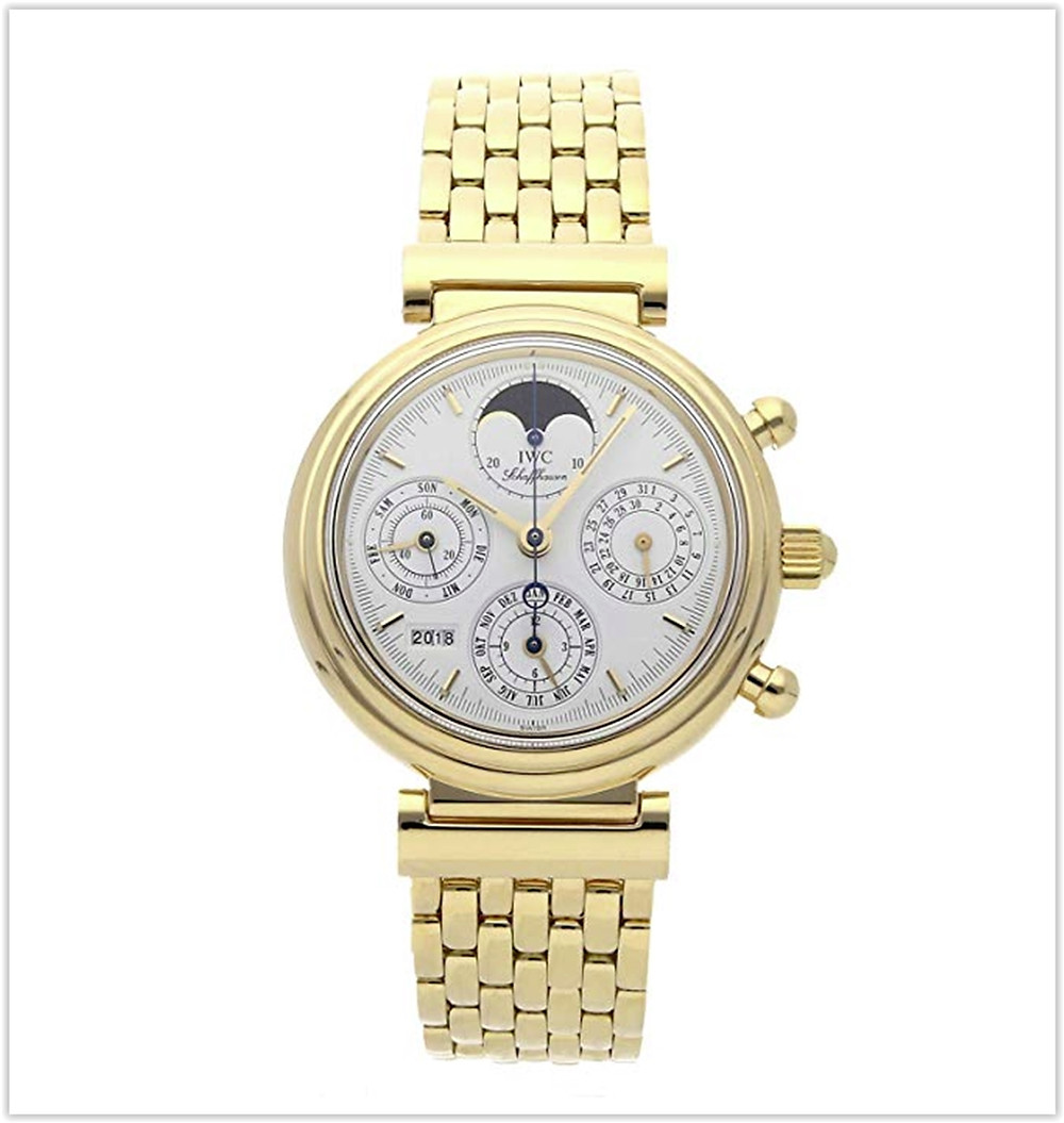 IWC Da Vinci Mechanical (Automatic) White Dial Men's Watch best price