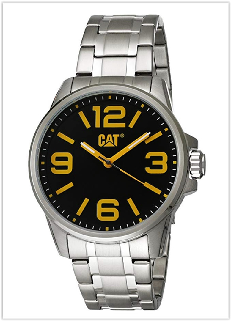 Caterpillar CAT WATCH for men price for the new year 2019
