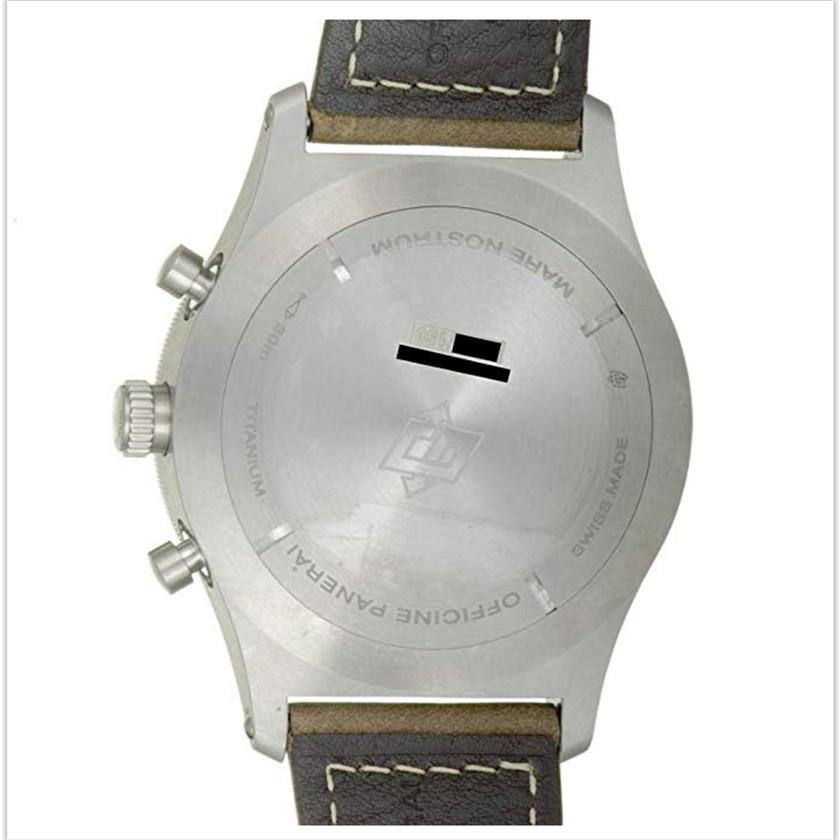 Panerai Mare Nostrum Mechanical-Hand-Wind Male Watch