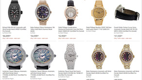 The best original luxury watches to buy for Valentine's Day