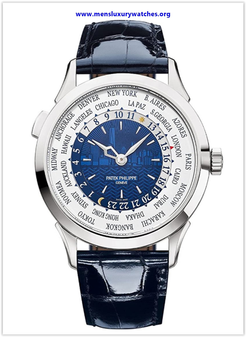 Best buy Patek Philippe World Time Complications 5230G-010 New York 2017 Limited Edition New