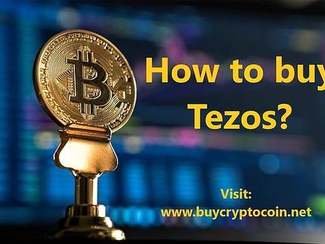 How to buy Tezos?