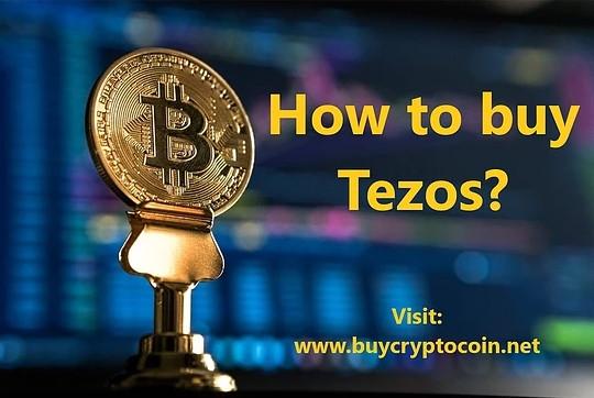 How to buy Tezos