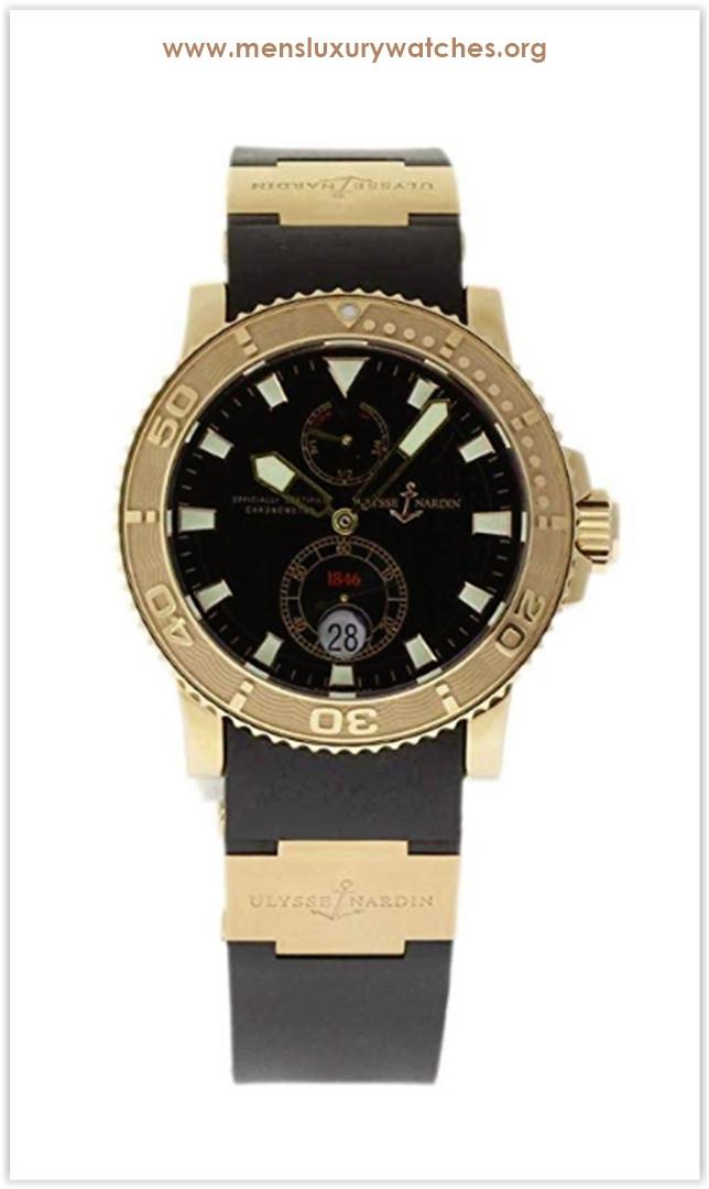 Ulysse Nardin Marine Swiss-Automatic Men's Watch the best price