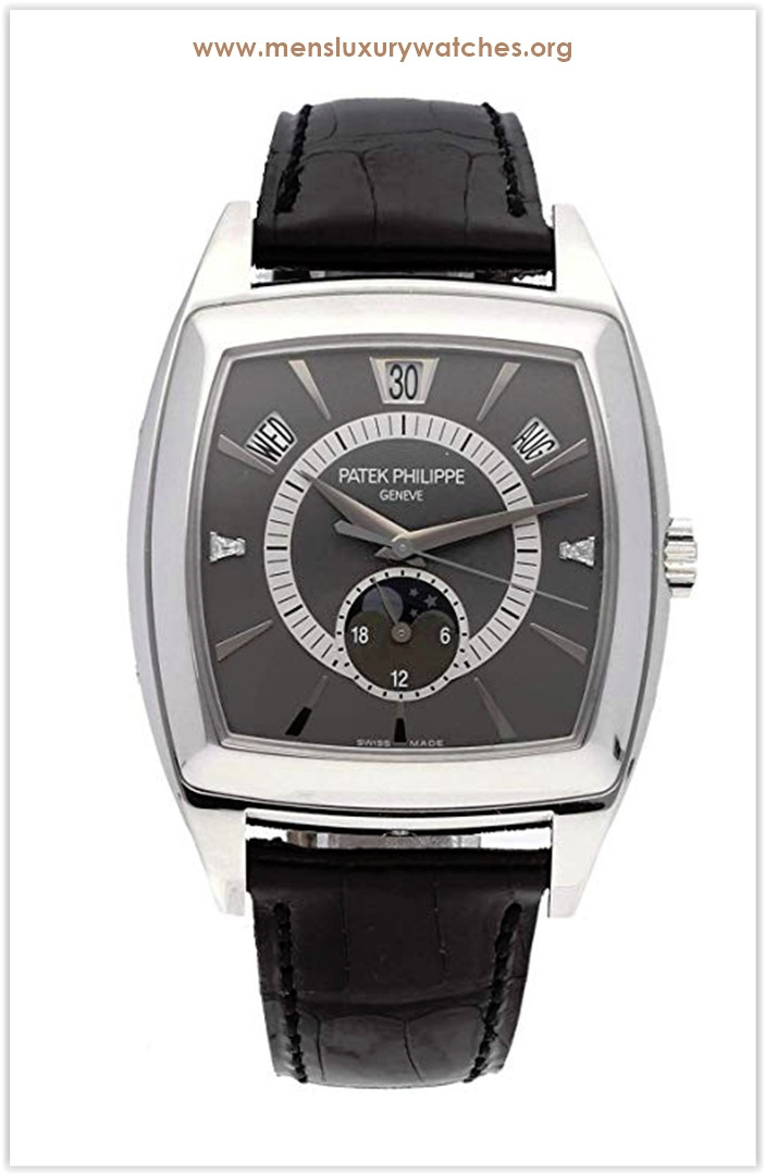 Patek Philippe Gondolo Mechanical (Automatic) GreyCharcoal Dial Men's Watch 5135P-001 the best price