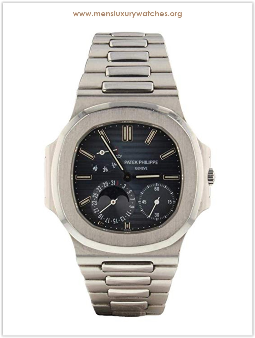 Patek Philippe Nautilus Automatic Male Watch Price