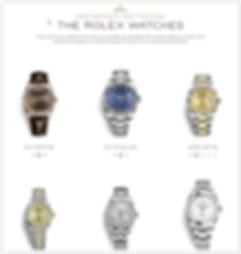 Online Rolex Watch Store
