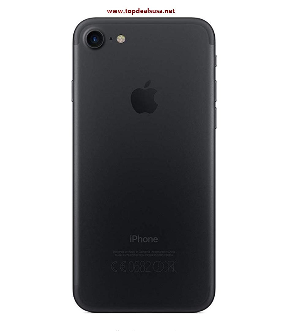 Simple Mobile Prepaid - Apple iPhone 7 (32GB) - Black best buy