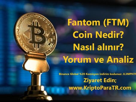 Fantom (FTM) Coin Nedir? Nasıl alınır? Yorum ve Analiz