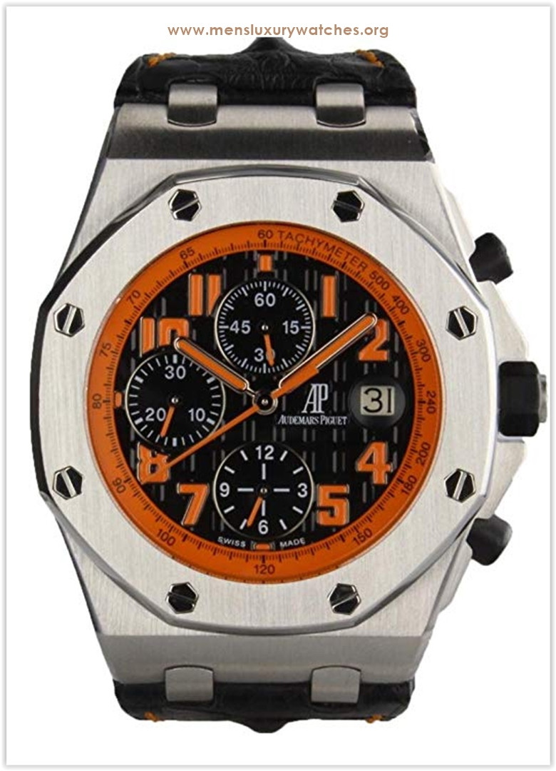 Audemars Piguet Royal Oak Offshore Volcano Steel Men's Watch the best price