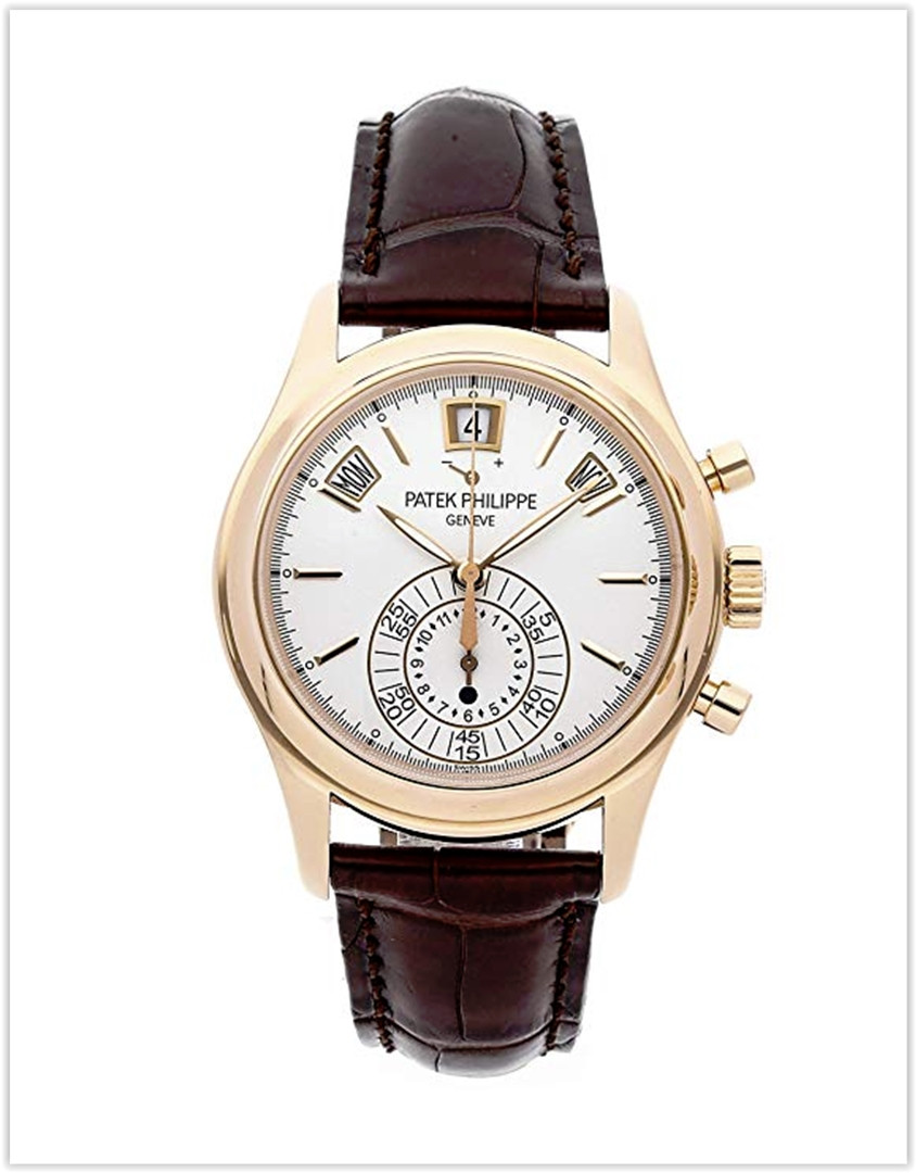 Patek Philippe Complications Mechanical (Automatic) White Dial Men's Watch best price