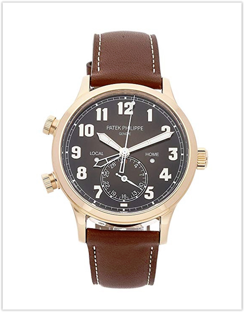 Patek Philippe Complications Mechanical (Automatic) Brown Dial Men's Watch best price
