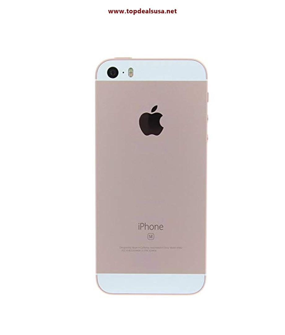 Apple iPhone SE 16GB GSM Unlocked Phone - Rose Gold best buy