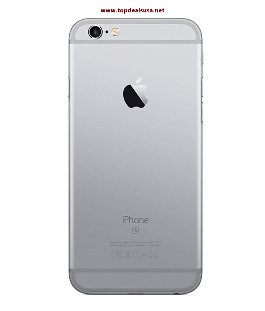 Simple Mobile Prepaid - Apple iPhone 6s (32GB) - Space Gray best buy