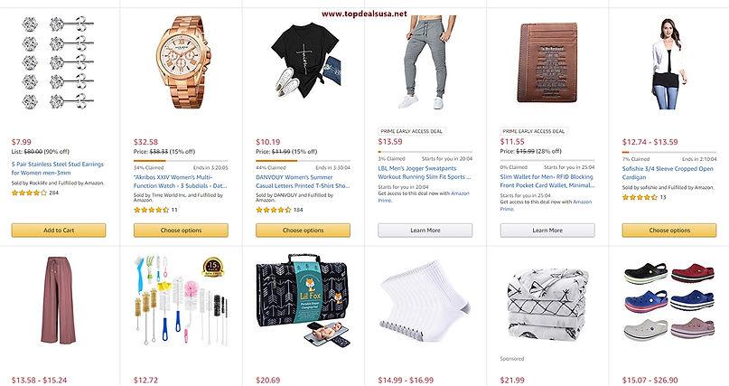 Women's, LGBT, Men's Kid's Clothes Deals